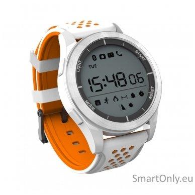 Išmanus laikrodis DT NO.1 F3 (Oranžinė/balta) 2