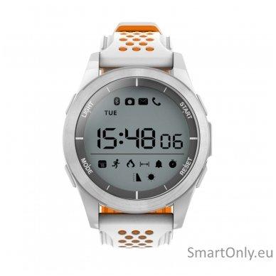 Išmanus laikrodis DT NO.1 F3 (Oranžinė/balta) 3