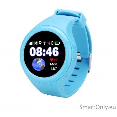 Išmanusis GPS laikrodis vaikams ZGPAX S88L (Mėlyna)