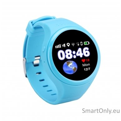 Išmanusis GPS laikrodis vaikams ZGPAX S88L (Mėlyna) 2