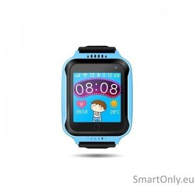 Išmanusis GPS laikrodis Sponge See (Mėlyna) 2