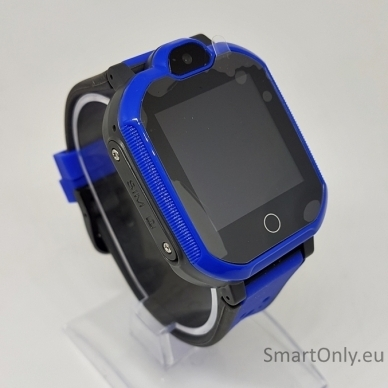 Išmanusis GPS laikrodis-telefonas vaikams LT05 (mėlyna)
