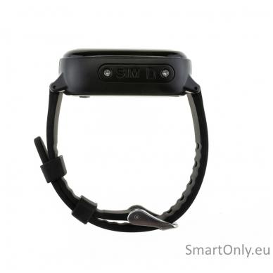 Išmanusis GPS laikrodis-telefonas vaikams Sponge See 2 (juoda) 6