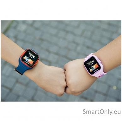 Išmanusis GPS laikrodis-telefonas vaikams Super-G Blast Camo Pink 4