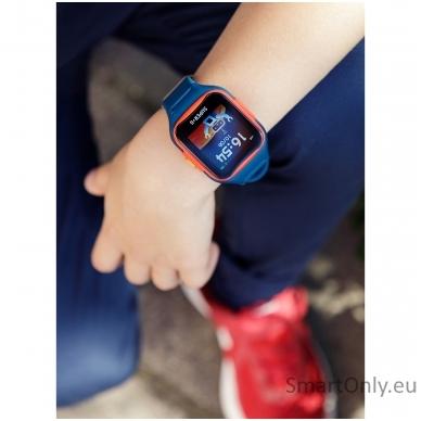 Išmanusis GPS laikrodis-telefonas vaikams Super-G Blast Hero Blue 9