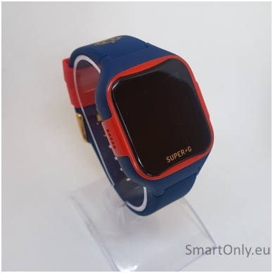 Išmanusis GPS laikrodis-telefonas vaikams Super-G Blast Hero Blue 2