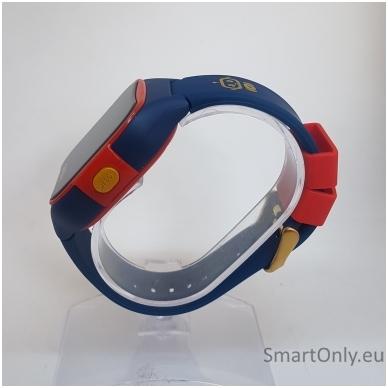 Išmanusis GPS laikrodis-telefonas vaikams Super-G Blast Hero Blue 4
