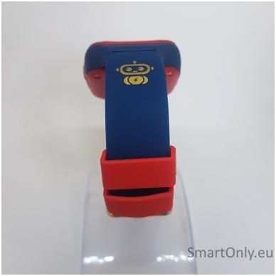 Išmanusis GPS laikrodis-telefonas vaikams Super-G Blast Hero Blue 5