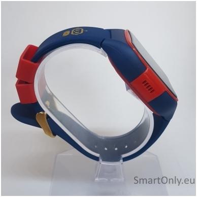 Išmanusis GPS laikrodis-telefonas vaikams Super-G Blast Hero Blue 6