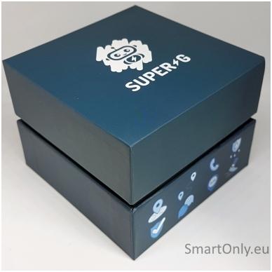 GPS Smartwatch for kids Super-G Blast Hero Blue 8