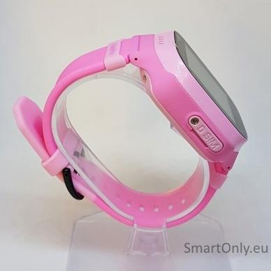 Išmanusis GPS laikrodis-telefonas vaikams TD-11 (rožinė) 3