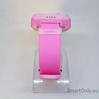 Išmanusis GPS laikrodis-telefonas vaikams TD-11 (rožinė) 4
