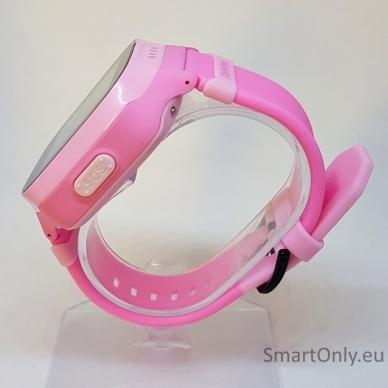 Išmanusis GPS laikrodis-telefonas vaikams TD-11 (rožinė) 5