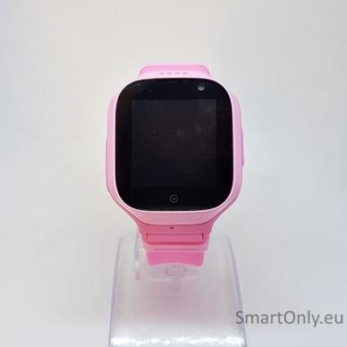 Išmanusis GPS laikrodis-telefonas vaikams TD-11 (rožinė) 2