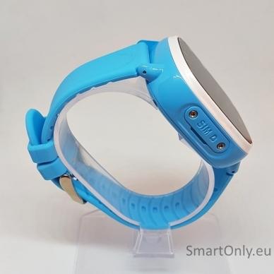 Išmanusis GPS laikrodis-telefonas vaikams TD-31 (mėlyna) 3