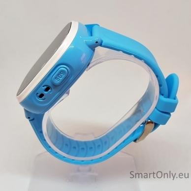 Išmanusis GPS laikrodis-telefonas vaikams TD-31 (mėlyna) 5