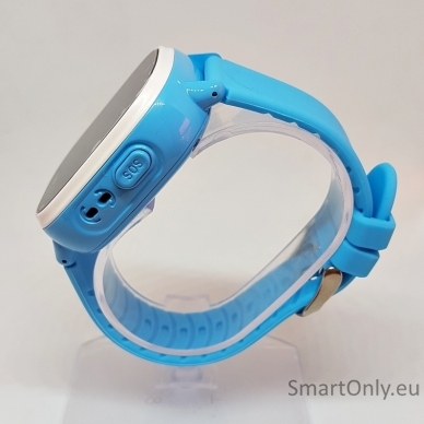 Kids GPS watch-phone Motto TD-31 Blue 5