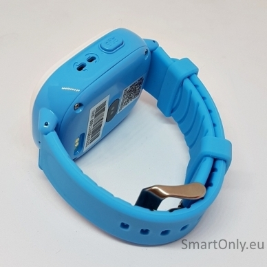 Išmanusis GPS laikrodis-telefonas vaikams TD-31 (mėlyna) 6