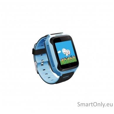 Išmanusis GPS laikrodis vaikams Sponge See (Mėlyna) 3