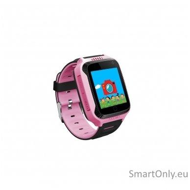 Išmanusis GPS laikrodis vaikams Sponge See (Rožinė) 3