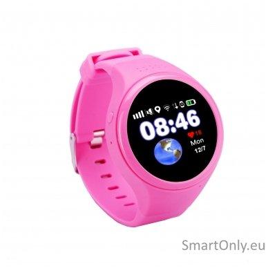 Išmanusis GPS laikrodis vaikams ZGPAX S88L (Rožinė) 2