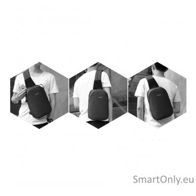 Išmanusis krepšys Shoulder 7