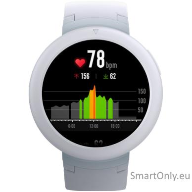 GPS Smartwatch Amazfit Verge Lite White 2