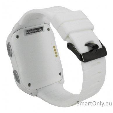 Išmanusis laikrodis-telefonas ZGPAX S83 (Balta/auksinė) 2