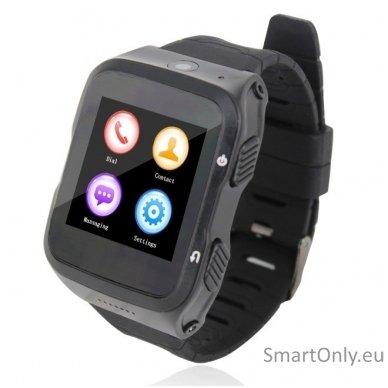 Išmanusis laikrodis-telefonas ZGPAX S83 (Juoda)