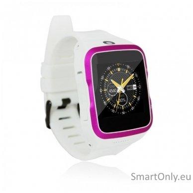 Išmanusis laikrodis-telefonas ZGPAX S83 (Rožinė) 2