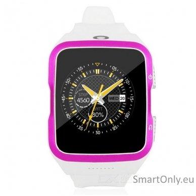 Išmanusis laikrodis-telefonas ZGPAX S83 (Rožinė) 3