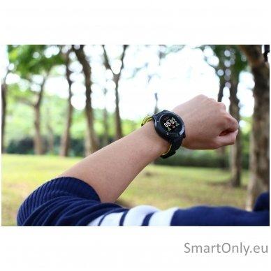 Išmanusis laikrodis DT NO.1 F5 (Juoda) 6