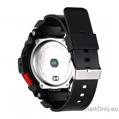 Išmanusis laikrodis DT NO.1 F6 (Juoda) 4