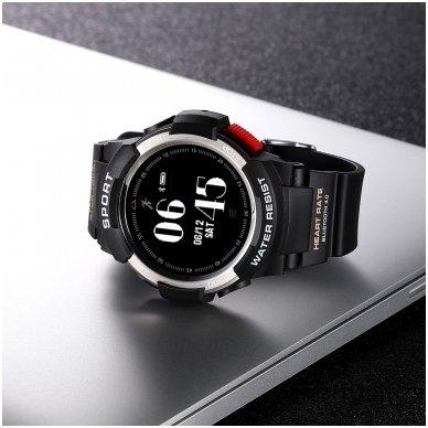 Išmanusis laikrodis DT NO.1 F6 (Sidabrinė) 7