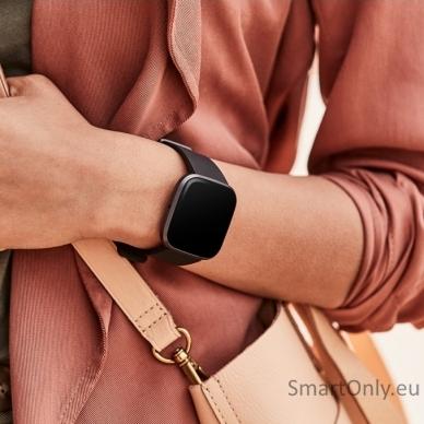 Išmanusis laikrodis Fitbit Versa 2 NFC Black 5