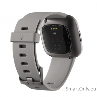 Išmanusis laikrodis Fitbit Versa 2 NFC Stone 5