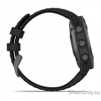 Išmanusis laikrodis Garmin Fenix 6 Saphire Black 4