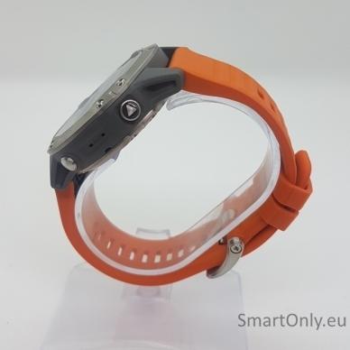 Išmanusis laikrodis Garmin Fenix 6 Saphire Orange 6