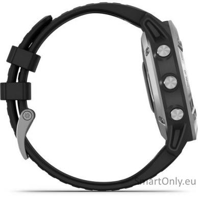Išmanusis laikrodis Garmin Fenix 6 Silver 4