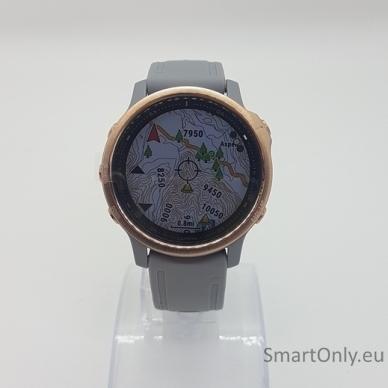 Išmanusis laikrodis Garmin Fenix 6S Saphire Rose Gold 2