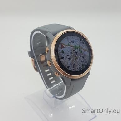 Išmanusis laikrodis Garmin Fenix 6S Saphire Rose Gold 3