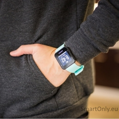 Išmanusis laikrodis Garmin Forerunner 35 Frost Blue 6