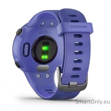 Išmanusis laikrodis Garmin Forerunner 45S Iris 6