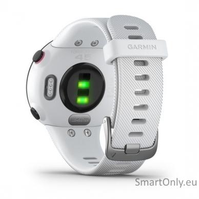 Išmanusis laikrodis Garmin Forerunner 45S White 5