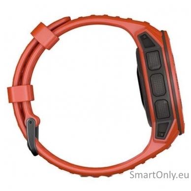 Išmanusis laikrodis Garmin Instinct Flame Red 4