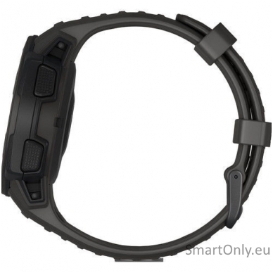 Išmanusis laikrodis Garmin Instinct Graphite 5