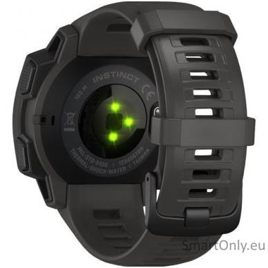 Išmanusis laikrodis Garmin Instinct Graphite 6
