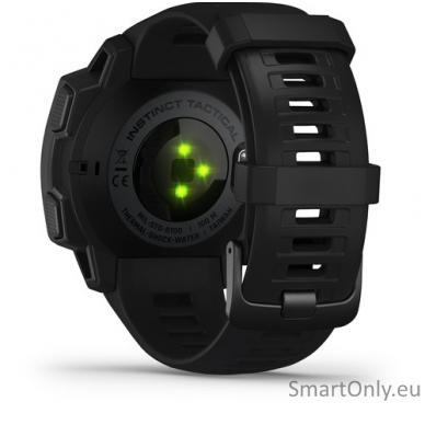 Išmanusis laikrodis Garmin Instinct Tactical Black 3