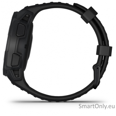 Išmanusis laikrodis Garmin Instinct Tactical Black 5