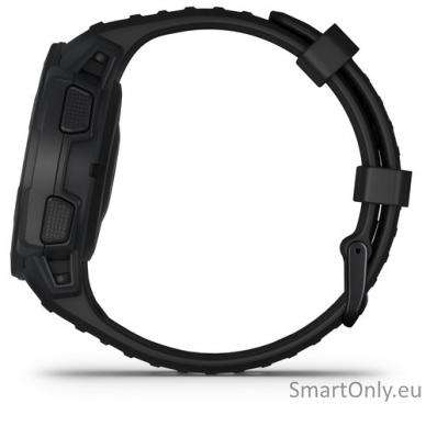 Išmanusis laikrodis Garmin Instinct Tactical Black 5